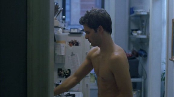 James Marsden as Jonathan shirtless in Heights