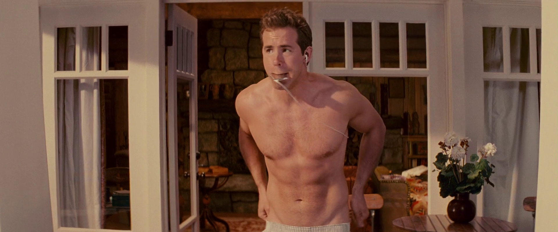 Ryan Reynolds As Andrew Paxton Shirtless Naked In The Proposal Fanboyism