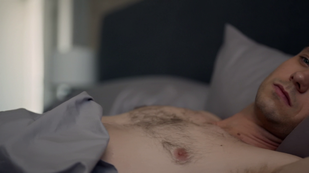 Patrick j adams shirtless