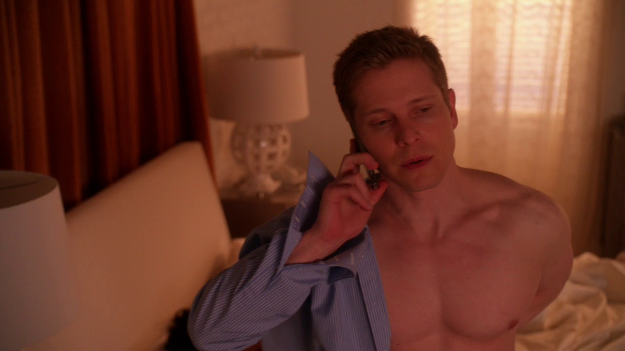 Matt Czuchry As Cary Agos Shirtless In The Good Wife 522